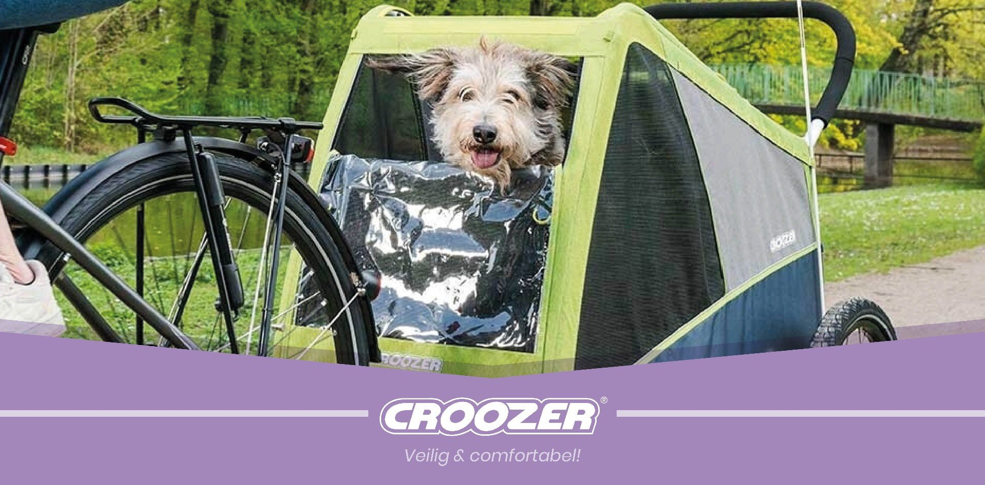 Croozer | Babyhuys