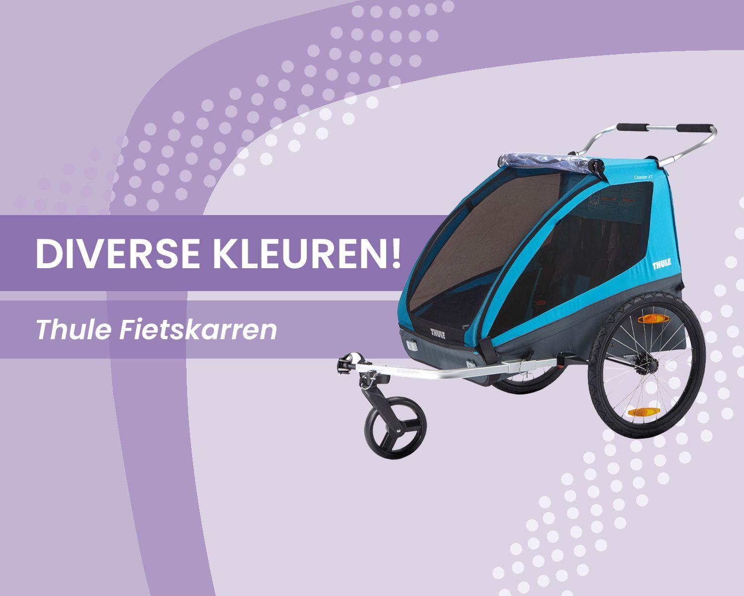 Thule fietskarren | Babyhuys